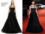 Lin Chiling In Valentino – 47th Golden Horse Film Awards
