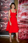 Dannii Minogue In Emilia Wickstead –  X Factor Press Conference