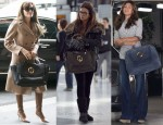 Celebrities Love…Gucci '1973′ Bag