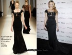 Katie Cassidy In Edition by Georges Chakra - 2010 Hollywood Style Awards