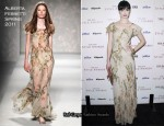 Krysten Ritter In Alberta Ferretti - 2010 Hollywood Style Awards