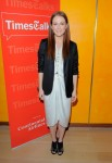 Julianne Moore In Lanvin - TimesTalks: A Conversation with Julianne Moore