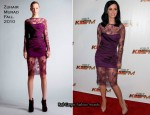 Katy Perry In Zuhair Murad - KIIS FM's Jingle Ball 2010