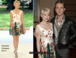 "Michelle Williams In Erdem – ""Blue Valentine"" Special New York Screening"