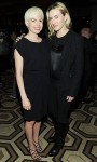 "Michelle Williams & Kate Winslet Attend ""Blue Valentine"" New York Screening"