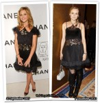 Who Wore Chanel Better? Sarah Michelle Gellar or Diane Kruger