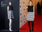 "Saoirse Ronan In Miu Miu – ""The Way Back"" London Premiere"