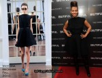 Alicia Keys In Victoria Beckham - Biutiful New York Premiere