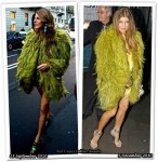 Who Wore Emilio Pucci Better? Anna Dello Russo or Fergie