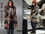 In Ashley Tisdale's Closet - BB Dakota Bostwick Jacket