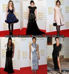 Who Was Your Best Dressed At The 2010 British Fashion Awards
