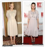 Who Wore Marc Jacobs Better? Carey Mulligan or Amanda Peet