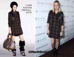 "Chloe Sevigny In Louis Vuitton - ""Somewhere"" LA Premiere"