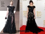Daisy Lowe In Elie Saab - 2010 British Fashion Awards