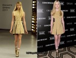 "Elle Fanning In Rodarte - ""Somewhere"" New York Screening"