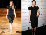 Emily Blunt In Roksanda Ilincic - 2010 Hollywood Style Awards