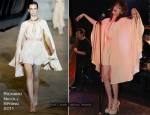Florence Welch In Richard Nicoll – SPIN Magazine '2010 Year In Music' Party