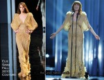 Florence Welch In Elie Saab Couture - Nobel Peace Prize Concert