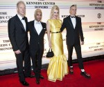 Gwen Stefani In Prada & Rafael Cennamo - Kennedy Center Honors