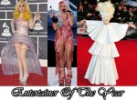 Most Outrageous Of 2010 - Lady GaGa