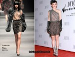 Zhou Xun In Lanvin - 40th Anniversary Celebration of Joyce Boutique
