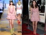"Leighton Meester In Christian Dior - ""Country Strong"" LA Premiere"