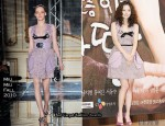"Moon Chae Won In Miu Miu - ""It's Okay, Daddy's Girl"" Press Conference"