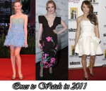 Ones To Watch In 2011
