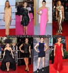 Who Had The Best Red Carpet Promotional Tour Looks Of 2010?