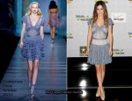 "Rachel Bilson In Christian Dior - Spike TV's ""2010 Video Game Awards"""