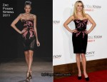 "Reese Witherspoon In Zac Posen - ""How Do You Know"" LA Premiere"