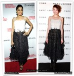 Who Wore Marc Jacobs Better? Freida Pinto or Gigi Leung