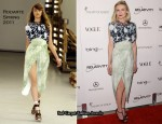 "Kirsten Dunst In Rodarte - Art Of Elysium ""Heaven"" Gala"