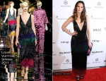 "Leighton Meester In Louis Vuitton - Art Of Elysium ""Heaven"" Gala"