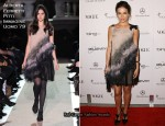 "Camilla Belle In Alberta Ferretti - Art Of Elysium ""Heaven"" Gala"