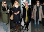 Celebrities Love...Burberry Coats