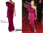 In Naomi Watt's Closet - Stella McCartney One-Shoulder Gown