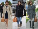 Celebrities Love...Chloé Aurore Duffle Bag