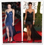 Who Wore Nina Ricci Better? Bee Shaffer or Halle Berry