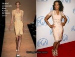 Kerry Washington In Herve Leger by Max Azria - 22nd Annual Producers Guild Awards