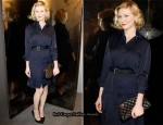 Kirsten Dunst In Chanel– Haute Couture Paris Fashion Week