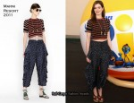"Anne Hathaway In Marni - ""Rio"" Press Day"