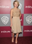 Jennifer Morrison In MaxMara – 2011 InStyle/Warner Brothers Golden Globes Party