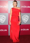 Malin Akerman In Tommy Hilfiger – 2011 InStyle/Warner Brothers Golden Globes Party