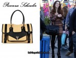 In Leighton Meester's Closet - Proenza Schouler PS1 Bag