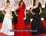 2011 Golden Globes Most Worn Designer: Giorgio Armani
