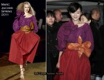 Zhang Jingchu In Marc Jacobs –  Zhejiang TV Awards Show