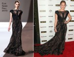 Abbie Cornish In Elie Saab – 2011 G'Day USA Los Angeles Black Tie Gala