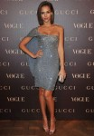 Jessica Alba In Gucci - Gucci Rue Royale Reopening Party