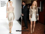 "Blake Lively In Prabal Gurung - ""The Town"" Luncheon"